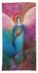 Divine Light Bath Towel