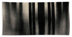 Bath Towel featuring the photograph Dock And Reflection I Toned by David Gordon
