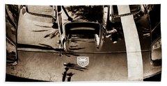 Dodge Viper Hood -0389s Hand Towel