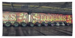 Dodgems Bath Towel