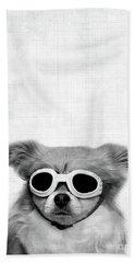 Goggles  Bath Towel