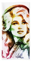 Dolly Parton Collection - 1 Bath Towel
