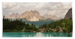 Dolomiti View I Hand Towel by Yuri Santin