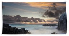 Donegal Sunset 5 Hand Towel