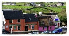 Doolin Village County Clare Bath Towel