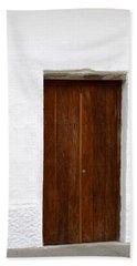 Door # 7 Bath Towel