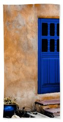 Doors Of Taos Bath Towel