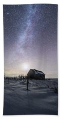 Hand Towel featuring the photograph Dormant by Aaron J Groen