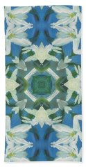Doves Of Peace Hand Towel