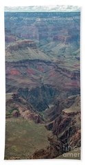 Down Into The Canyon Hand Towel