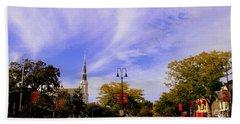 Downtown New England Wakefield Hand Towel