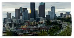 Downtown Seattle,washington Bath Towel
