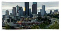 Downtown Seattle,washington Bath Towel