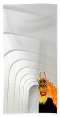 Dragon  Hand Towel