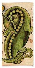Dragon Dragon Hand Towel