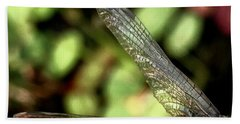 Dragon Fly Wings Hand Towel