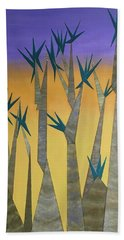 Dragon Trees Hand Towel