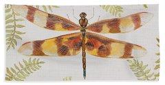 Dragonfly Beauty-jp3146 Bath Towel