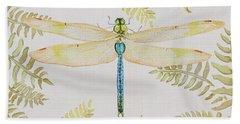 Dragonfly Beauty-jp3147 Bath Towel