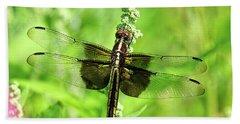 Dragonfly Beauty Hand Towel