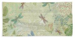 Dragonfly Dream Bath Towel