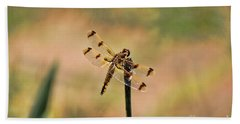 Dragonfly Bath Towel