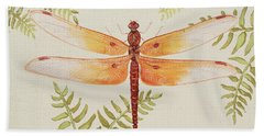 Dragonfly Wonder-jp3142 Bath Towel