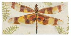 Dragonfly Wonder-jp3145 Bath Towel