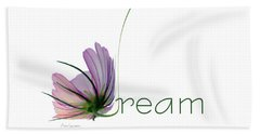 Dream Hand Towel by Ann Lauwers