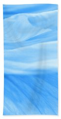 Dream Blue Hand Towel