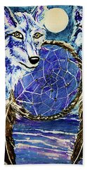 Dream Catcher Hand Towel