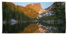 Dream Lake Hand Towel