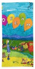 Dream Hand Towel