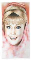 Dream Of Jeannie Bath Towel