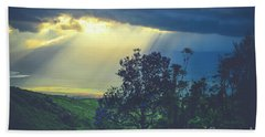 Hand Towel featuring the photograph Dream Of Mortal Bliss by Sharon Mau