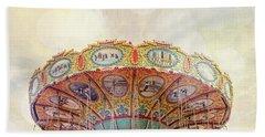 Dreamer - Nostalgic Summer Carnival Bath Towel