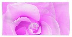 Dreaming In Lavender Bath Towel by Patti Whitten