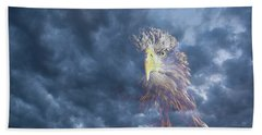 Dreaming Of The Sky Hand Towel
