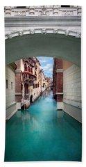 Dreaming Of Venice Bath Towel