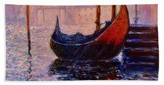 Dreaming Of Venice.. Bath Towel