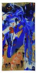 Dreaming Sunshine IIi Hand Towel by Cathy Beharriell