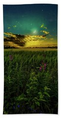 Hand Towel featuring the photograph Dreamland by Rose-Marie Karlsen