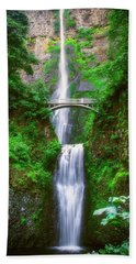 Dreams In The Forest Hand Towel