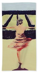 Dreams Of A Dancer Hand Towel