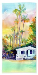 Dreams Of Kauai 3 Bath Towel