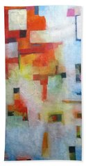 Dreamscape Clouds Bath Towel