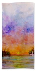 Dreamscape.. Hand Towel