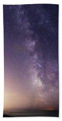 Dreamy Milky Way Bath Towel