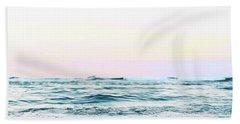 Dreamy Ocean Hand Towel