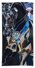 Dressage Stallion Hand Towel